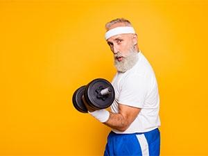 Le sport, un plus pour les seniors.