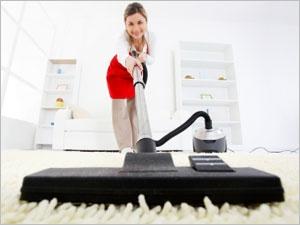Faire le ménage pour décompresser