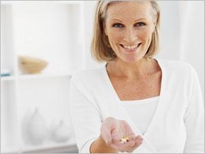 Les différents traitements de la ménopause