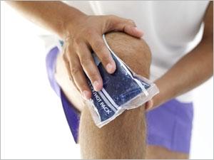 Les pathologies du genou