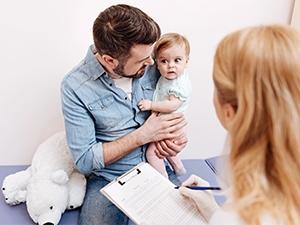 Le vaccin contre la gastro est recommandé pour les nourrissons