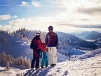 Attention au soleil lors des sports d'hiver