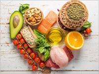 Régime santé DASH contre l'hypertension
