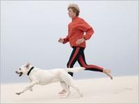 Pratiquer une activité physique avec son chien