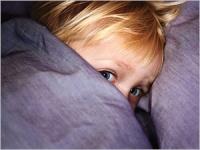 Les peurs nocturnes chez les enfants