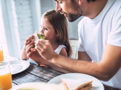 Accueil alimentation enfant