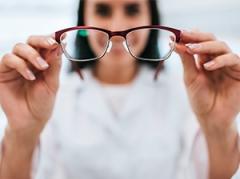 Accueil problèmes de vue
