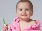 L'hygiène bucco-dentaire chez les enfants en bas âge