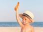 Attention aux coups de soleil et à l'insolation chez l'enfant