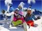 Des étirements après le ski pour éviter des courbatures