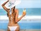 Se muscler les fesses avant les vacances