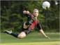 Le risque des blessures des joueurs de foot