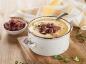 Soupe de courge butternut au chorizo