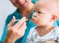 Soluté de réhydratation en cas de gastro chez bébé