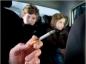 Fumer en conduisant